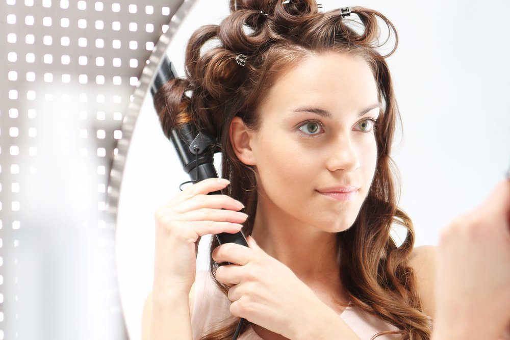 Curling Iron for Fine Hair