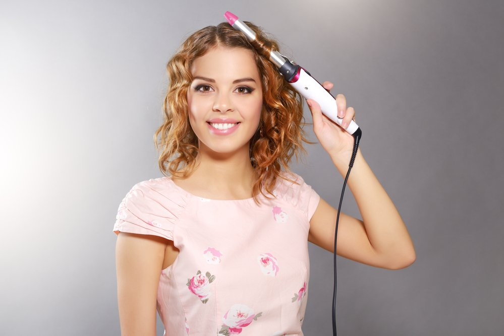 Curling Iron for Short Hair